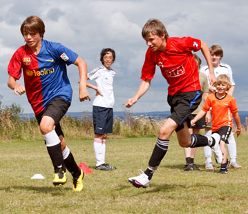 Test your limits in our sports workshops