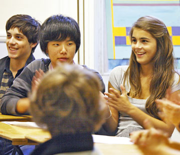 Intercultural learning in international classes